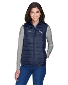 CE702W Puffy Packable Vest - Ladies/Mens