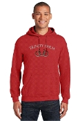 18500 Hooded Sweatshirt - Unisex/Mens Sizes