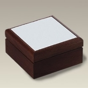4324 Wood Box with Tile