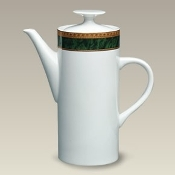 6291 Malachite Coffee Pot