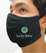 Lucky Horse Mask Cover