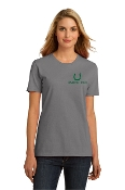 LPC150ORG Ladies Organic Ring Spun Cotton T-Shirt