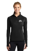 LST850 1/4 Zip Ladies Yoga Shirt