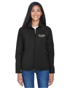 78034 Ladies Soft Shell Three-Layer Performance