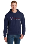 JZ996M Pullover Hooded Sweatshirt - Unisex/Mens Sizing